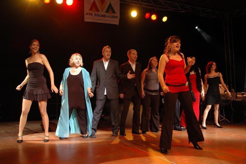 Musical-Show anlässlich des Grenchner Festes 2005 (Bild: Paul-Georg Meister  / pixelio.de)
