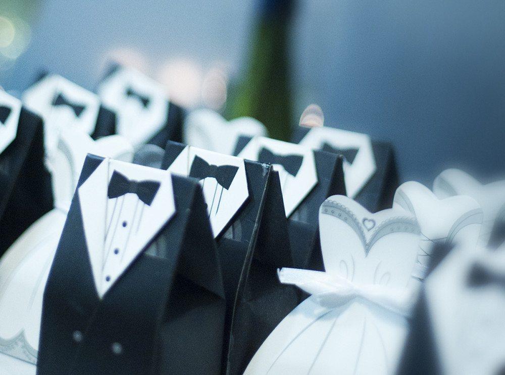 Gastgeschenke - Kreativität wird bei der Gestaltung grossgeschrieben. (Bild: Andrea Obzerova / Shutterstock.com)