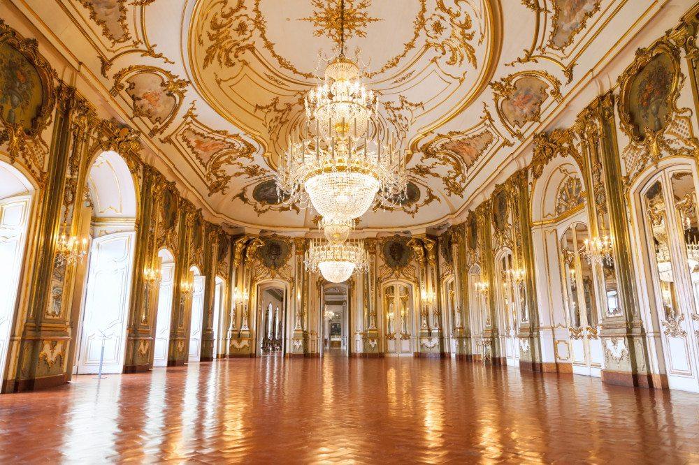 Ballsaal. (Bild: Jose Ignacio Soto / Fotolia.com)