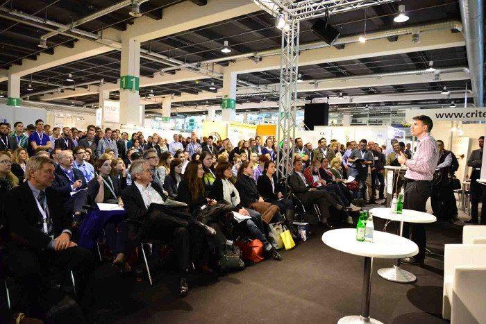 Keynote Speaker Matt Brittin (Google) auf der Swiss Online Marketing 2013. <br /> ((Bildquelle: Günter Krämmer / Swiss Online Marketing)