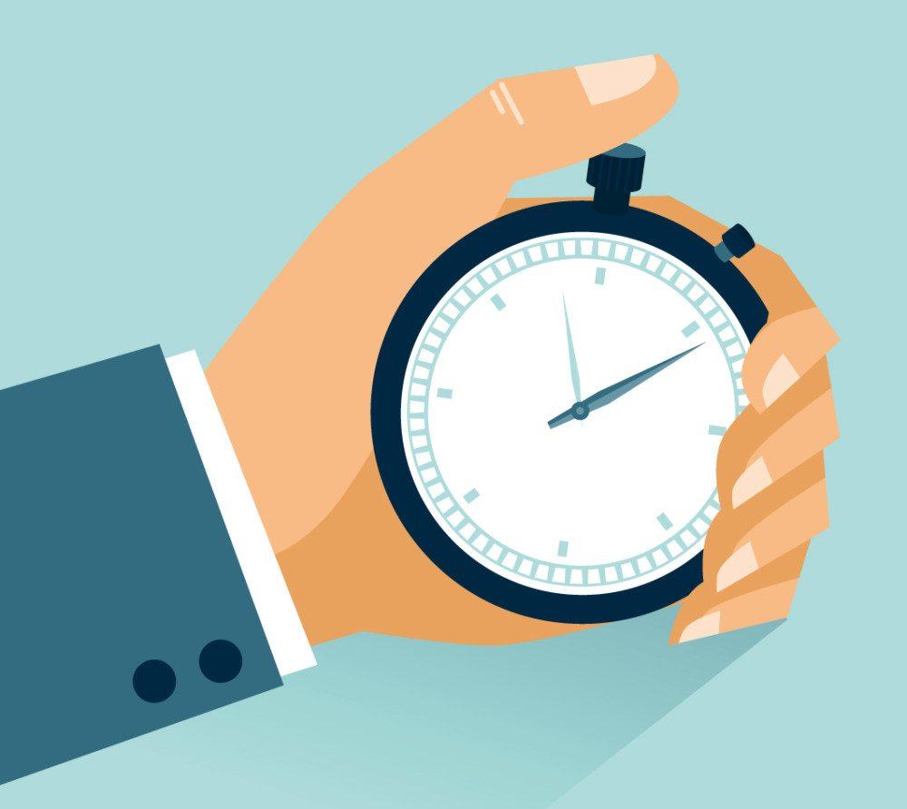 Pünktlichkeit ist oberstes Gebot. (Bild: venimo / Shutterstock.com)