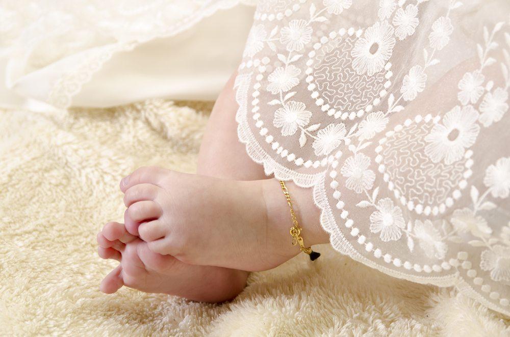 Das passende Taufgeschenk. (Bild: maxriesgo / Shutterstock.com)