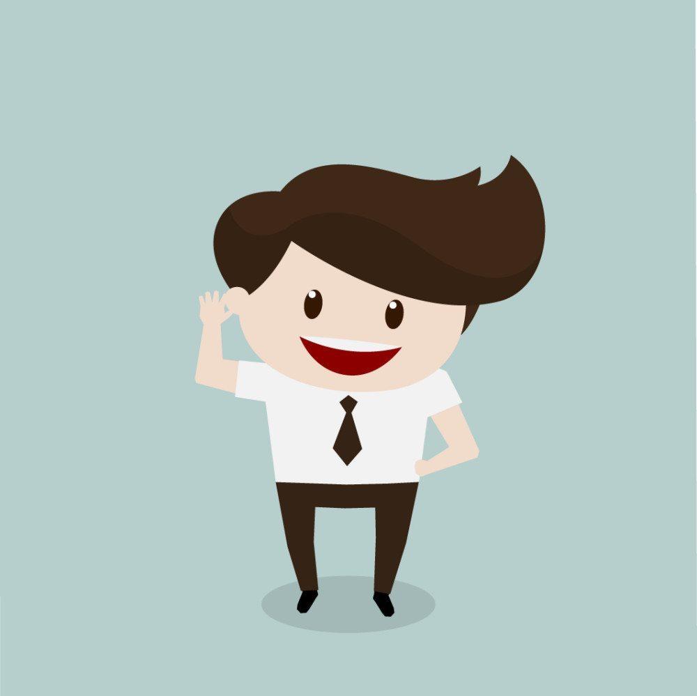 Zuhörer aktiv einbeziehen. (Bild: Nuttapong / Shutterstock.com)