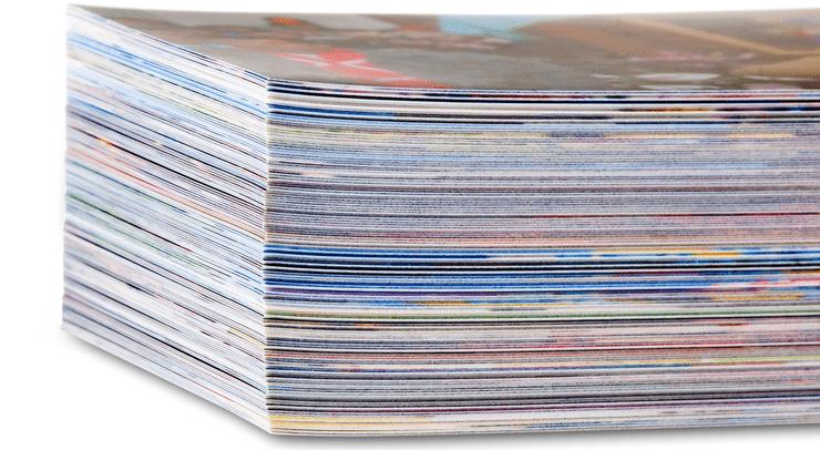 Digitaldruck sorgt für hochwertige Printerzeugnisse. (Bild: Antonio Gravante / shutterstock.com)