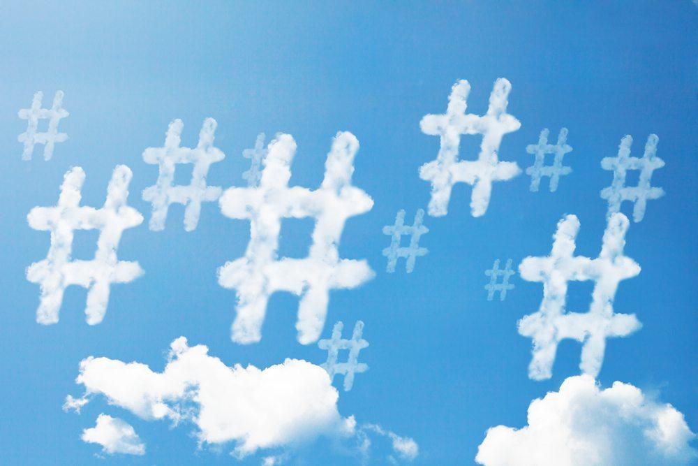 Der richtige Hashtag für optimale Streuung. (Bild: phloxii / Shutterstock.com)