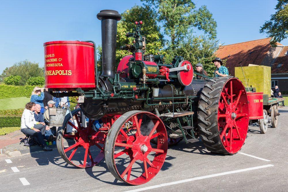 Traktorentreffen - Spass für die ganze Familie. (Bild: T.W. van Urk / Shutterstock.com)