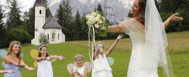 Spielen und Spass haben im Kinderhotel Alpenrose. (Bild: hotelalpenrose.at)