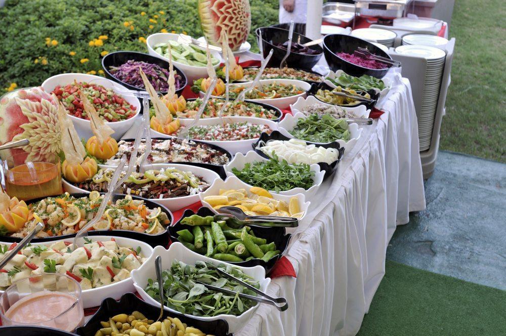 Event-Catering: Wie Sie die Menge der Speisen kalkulieren › events24.ch