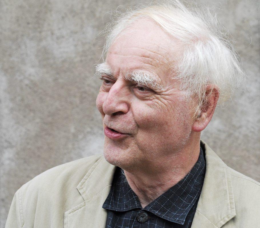 Adolf Muschg, 2008 in Lausanne (Bild: © Klaus Baum - CC BY-SA 3.0)