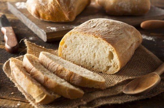 Leckeres Brot, Nudeln oder auch Reis machen eine gute Beilage.