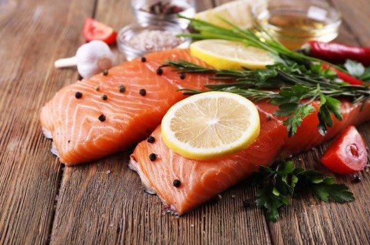 Frischer Fisch ist typisch für die mediterrane Küche.