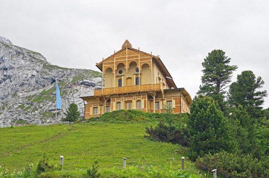 Königshaus am Schachen (Bild: Zyankarlo / Shutterstock.com)