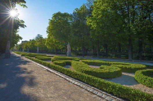 Früher nur für die Erholung der königlichen Familie bestimmt steht der El Retiro nun allen Besuchern offen.
