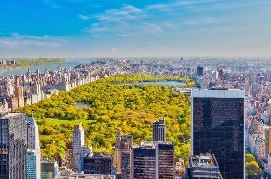 Der Central Park in New York City ist einer der bekanntesten Parks der Welt.