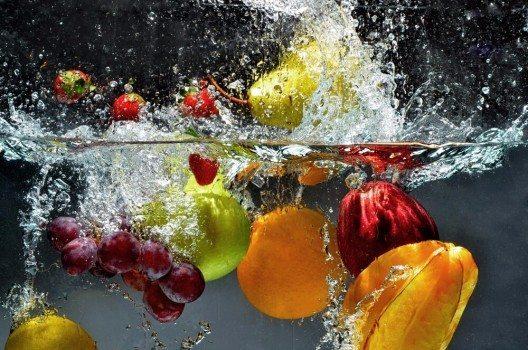 Besser als Schokopudding: Frisches Obst versüsst den Tag.