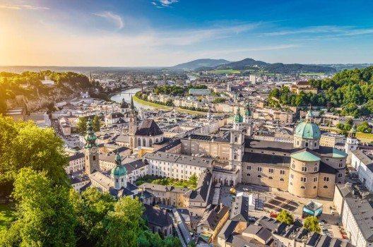 Auch Salzburg zieht Jahr für Jahr eine enorme Anzahl an Touristen an.