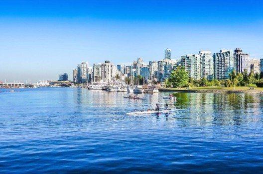 Der Stanley Park in Vancouver mit seinen gigantischen Ausmaßen ist der größte Park dieser Art in Kanada.