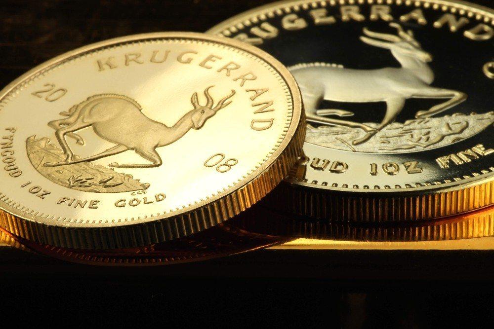 Der Wert der Münze mit dem südafrikanischen Springbock orientiert sich am täglichen Goldpreis. (Bild: © B. Wylezich - fotolia.com)