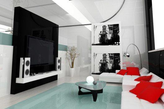 Studio Chic: Derzeit erlebt dieser alte Wohntrend ein Revival. (Bild: Alexey Kashin / Shutterstock.com)