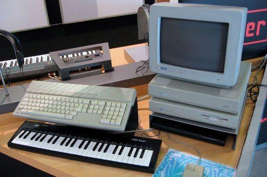 Atari ST 1980 (Bild: Marcin Wichary, Wikimedia, CC)