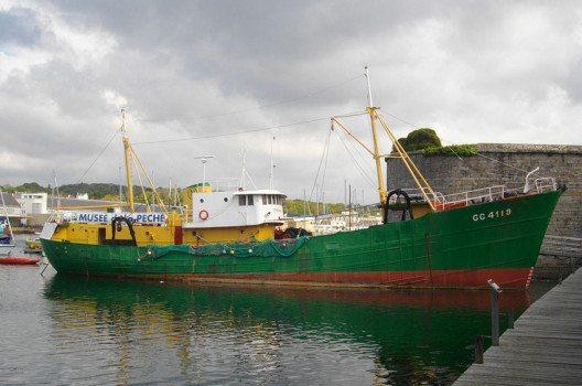 Musée de la Pêche in Concarneau (Bild: Raphodon, Wikimedia, GNU)