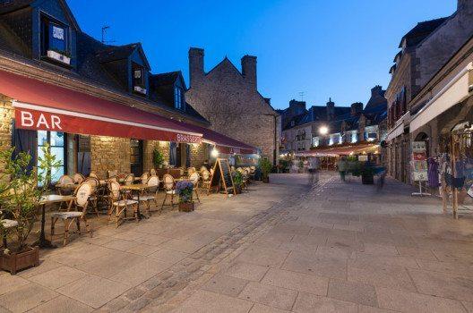 In der Altstadt von Concarneau (Bild: pio3 – shutterstock.com)