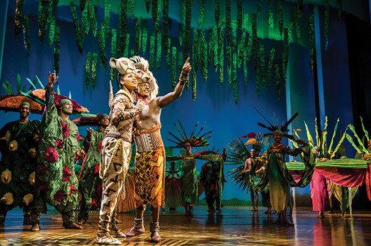 THE LION KING ist das erfolgreichste Musical aller Zeiten. (Bild: © Disney THE LION KING in Basel)