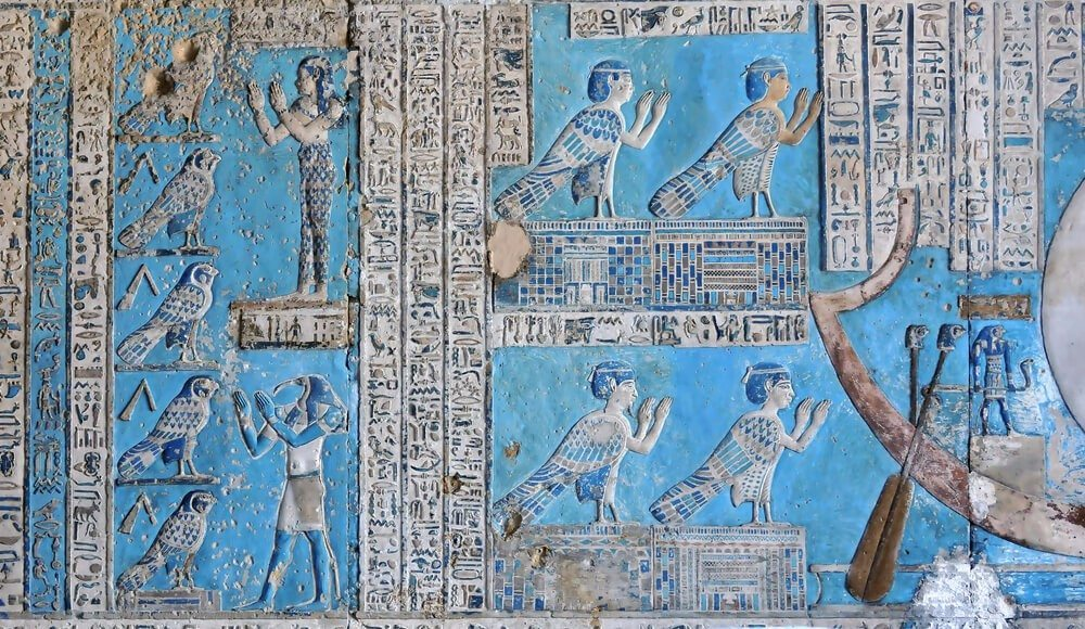 Das Menschenbild der Alten Ägypter (Bild: © mountainpix - shutterstock.com)
