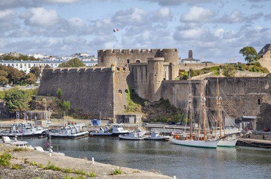 Château de Brest (Bild: Sergey Dzyuba – shutterstock.com)