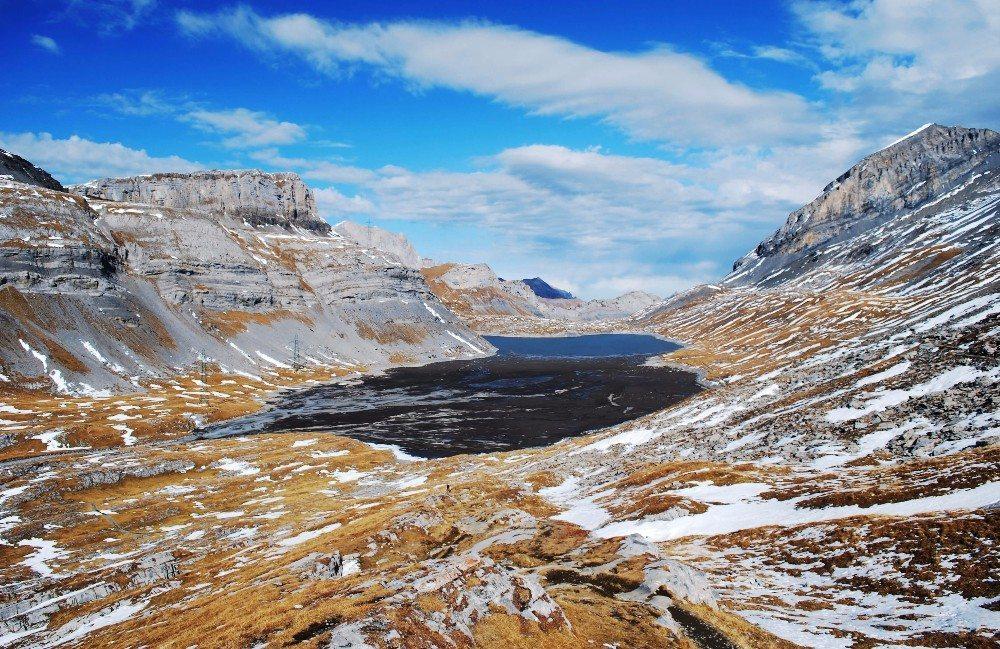 Der Daubensee auf der Gemmi (Bild: © Tim Jürgensmann - fotolia.com)