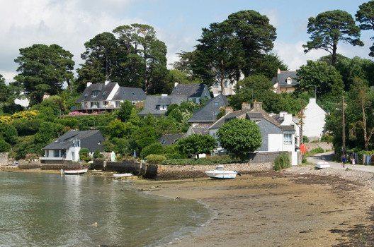 Auf der Île-aux-Moines (Bild: Jebulon – shutterstock.com)