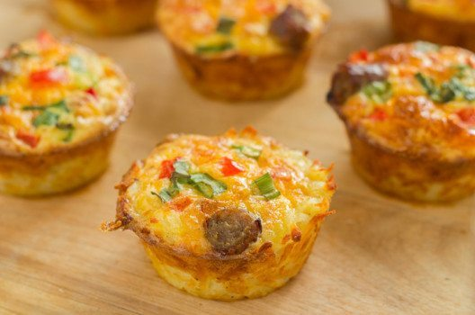 Herzhafte Muffins – auch ein Genuss! (Bild: Jason England – shutterstock.com)