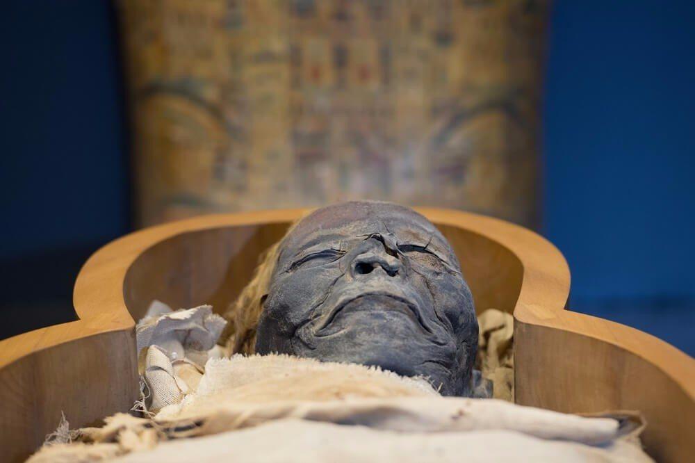 Der Tod war für die Alten Ägypter etwas nicht Naturgemässes. (Bild: © Andrea Izzotti - fotolia.com)