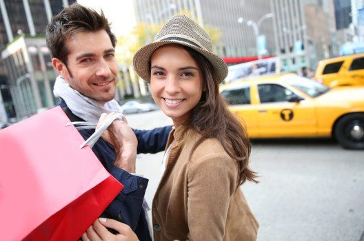 New York – ein Shoppingparadies. (Bild: goodluz – fotolia.com)