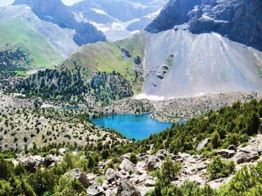 Die atemberaubende Landschaft sorgte dafür, dass Afghanistan ein sehr beliebtes Reiseziel auf dem Weg nach Indien wurde. (Bild: © nikm4860- shutterstock.com)