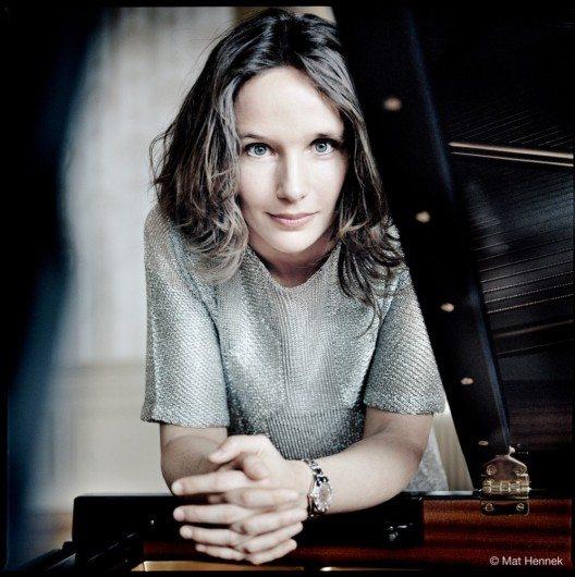 Weltklassemusikerin: Hélène Grimaud (Bild: © ots/Migros-Genossenschafts-Bund)