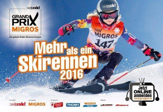Grand Prix Migros in Schönried (Bild: © Skiclub Schönried)