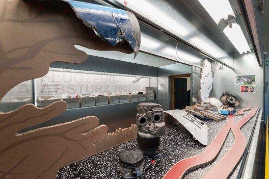 Flugzeugabsturz im Jahr 2007