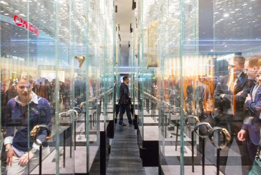 Die Baselworld 2016 wird die Hauptakteure der internationalen Uhren- und Schmuckbranche empfangen. (Bild: ©Baselworld / mit freundlicher Genehmigung der Baselworld)