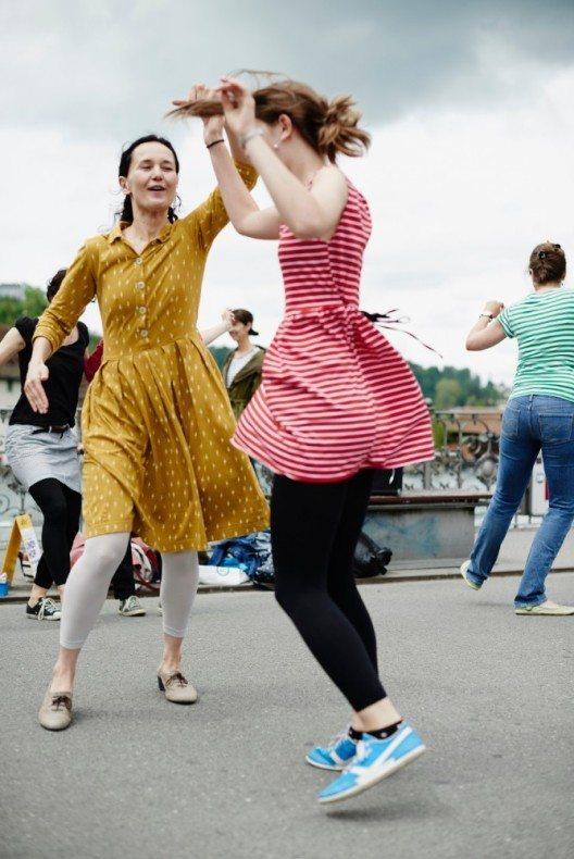 """(Bild: © Kanton Luzern, """"Luzern tanzt"""")"""