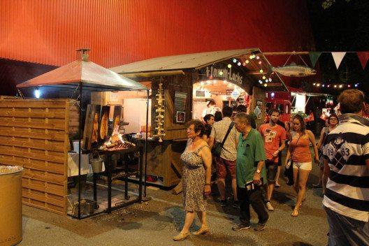 Das Street Food Festival in Luzern (Bild: Hannibal Events GmbH)