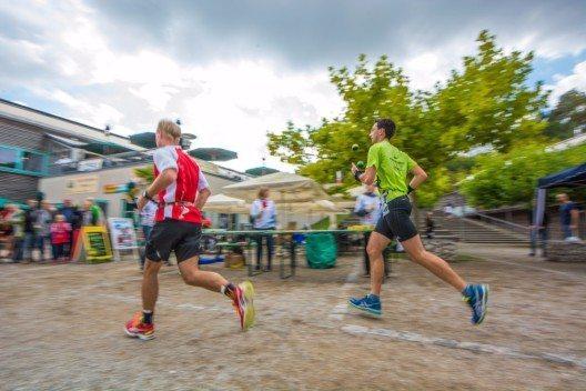 Mit Daniel Raum hat sich der amtierende Joggling-Weltmeister für den Zürich Marathon angemeldet. Er wird den Marathon jonglierend bewältigen. (Bild: © Jürgen Somann)