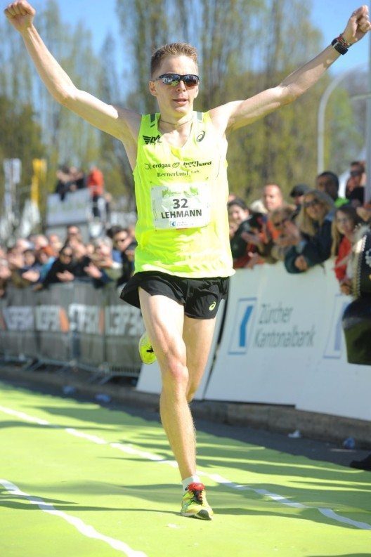 Adrian Lehmann will am 24. April 2016 die Olympialimite von 2:14 Stunden knacken. (Bild: © Alphafoto.com)