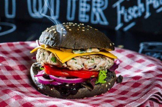 Burger-Spezialität beim Street Food Festival. (Bild: © Hannibal Events GmbH)