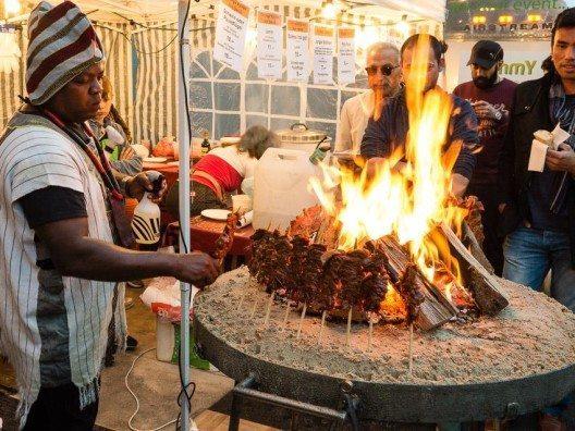 Junglekitchen beim Street Food Festival. (Bild: © Hannibal Events GmbH)