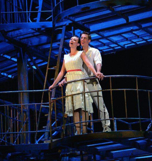 West Side Story – eines der erfolgreichsten Bühnenstücke aller Zeiten. (Bild: Nilz Böhme)