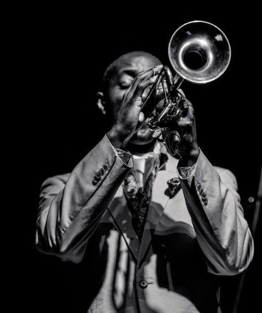 Leon Brown (Bild: © JazzAscona)