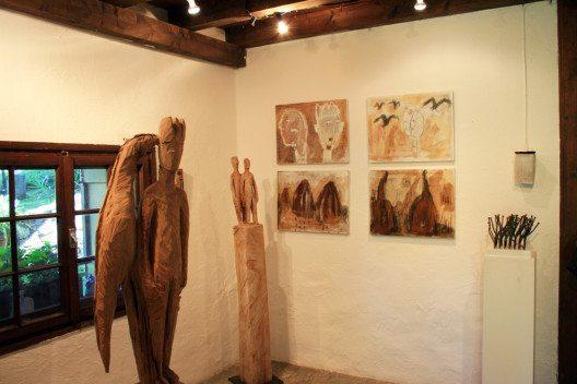 Die internationale Skulpturenausstellung openArt ist ein besonderes Kunst-Erlebnis. (Bild: openart)