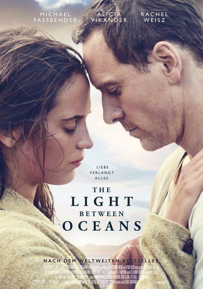 THE LIGHT BETWEEN OCEANS Hauptplakat. (Bild: © obs/Constantin Film Verleih GmbH)
