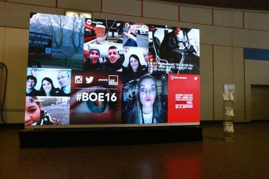 Events im Zeichen der Digitalisierung – Schwerpunkt bei der nächsten Fachmesse BEST OF EVENTS. (Bild: Westfalenhalle Dortmund)
